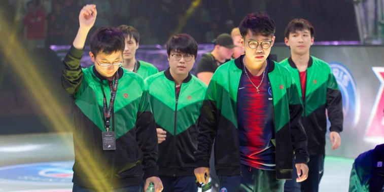 What was memorable in 2018 for eSports fans?. Photo 2