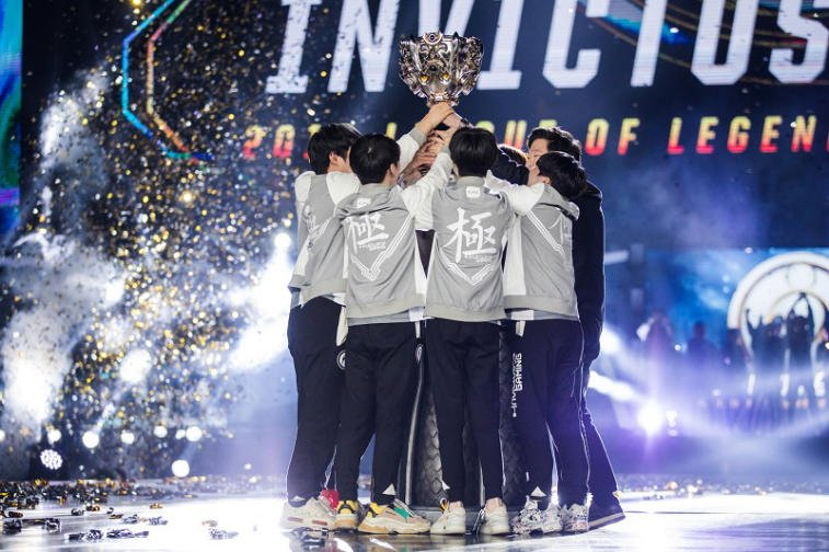 What was memorable in 2018 for eSports fans?. Photo 5