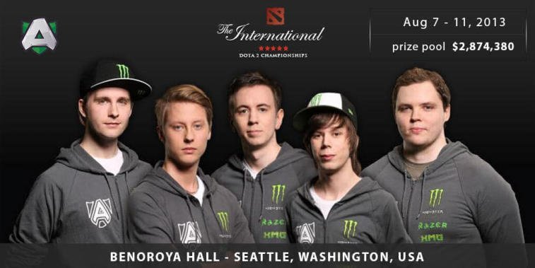 The International Dota 2 tournaments: history, facts, winners. Photo 3