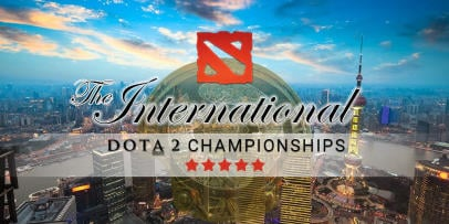 How does The International 2019 live offstage?