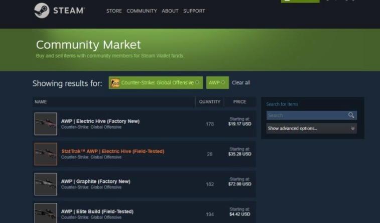 5 melhores mercados para CS: GO (atualizado em 2020). Foto 2