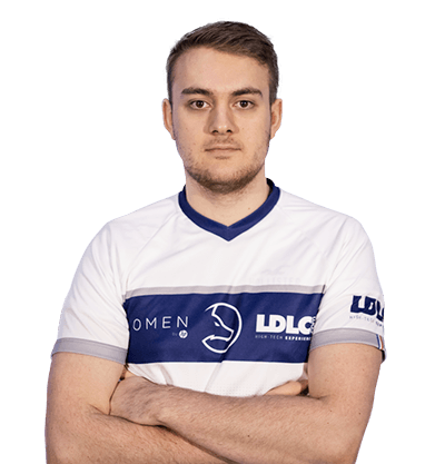 ALEX - player of Vitality