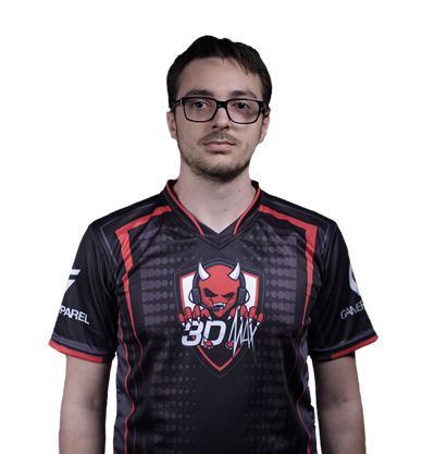 JiNKZ - player of 3DMAX