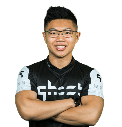Wardell - player of Ghost Gaming