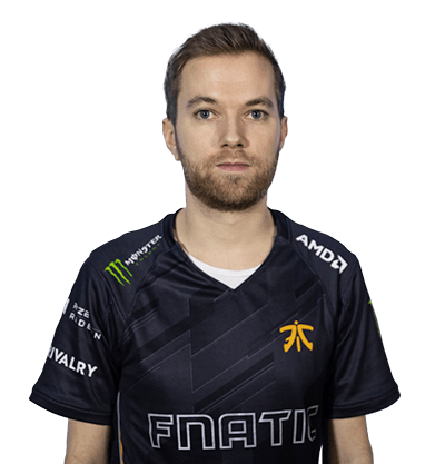 Xizt - player of fnatic