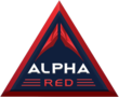 Logo Alpha Red