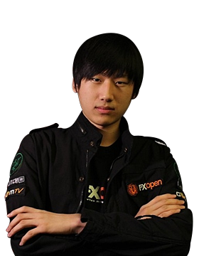 Febby - player of Mineski