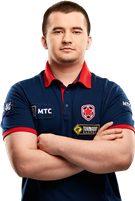 Daxak - player of Gambit Esports