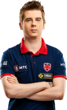 Fng - player of Gambit Esports