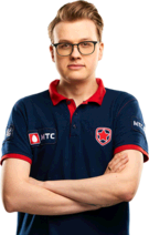 fn - player of Gambit Esports