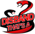 That's a Disband (overwatch)