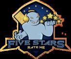 Rate Me Five Stars (pubg)