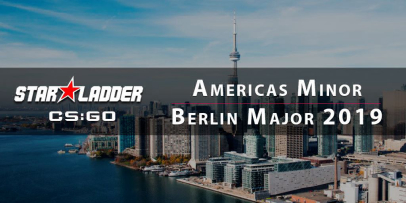 Americas Minor - StarLadder Major Berlin 2019