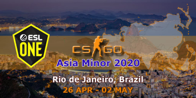 Asia Minor - ESL One Rio 2020