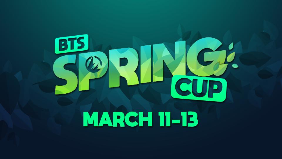 BTS Spring Cup: Americas