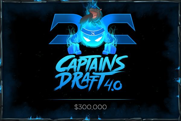 Captains Draft 4.0: North America Qualifier