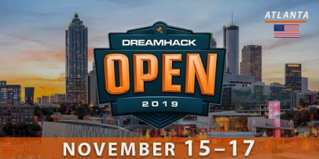 DreamHack Open Atlanta 2019