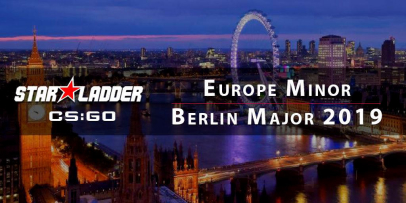 Europe Minor - StarLadder Major Berlin 2019
