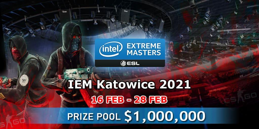 IEM Katowice 2021