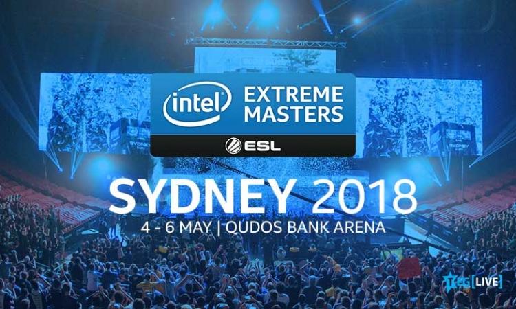 Intel Extreme Masters XIII — Sydney