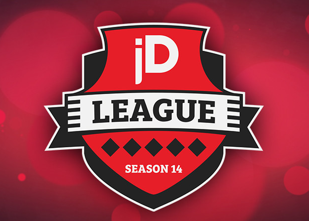 joinDOTA League Season 14 Europe