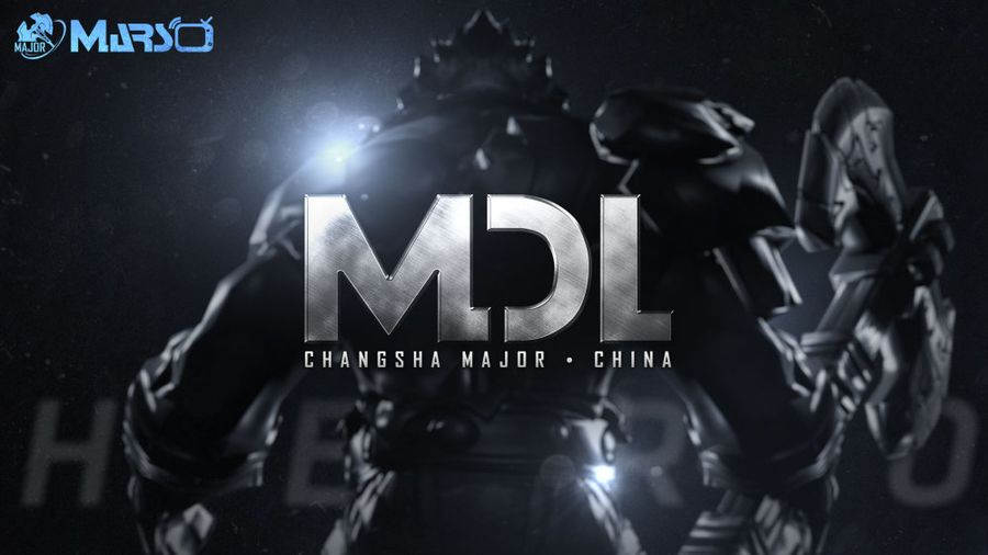 MDL Changsha Major 2018
