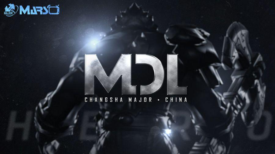 MDL Changsha Major 2018