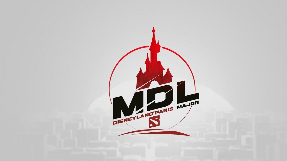 MDL Disneyland Paris Major 2019