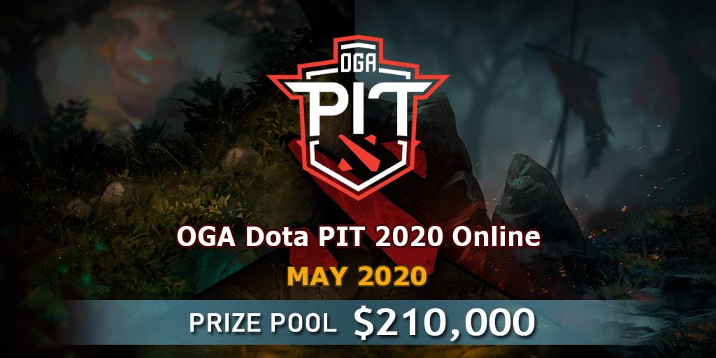OGA Dota PIT 2020 Online