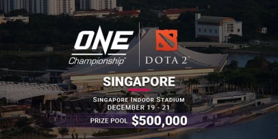 ONE Esports World Pro Invitational Singapore